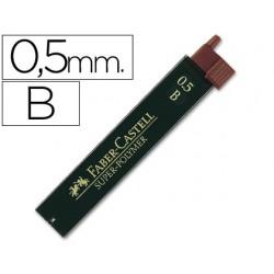 Minas 0.5mm B 12minas FaberCastell