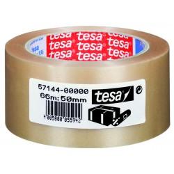 Cinta embalar PVC rugoso 66x50 Tesa