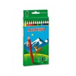 Lápiz 12col Alpino