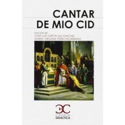 Cantar de Mio cid. Castalia Didáctica