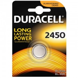 PIla 2450 3V Duracell