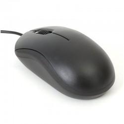 Ratón óptico USB OM-07 negro
