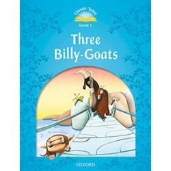 Three billy goats. Oxford