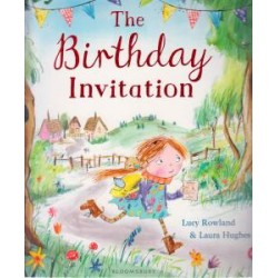 Birthay invitation, The. Blommsbury