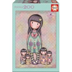 Puzzle Educa 500 Seven Sisters Gorjuss