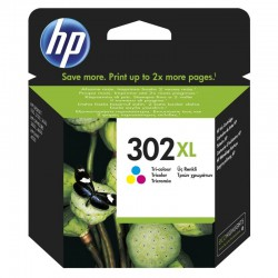 Ink-jet Hp 302xl color original