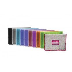 Carpeta gomas fuelle xxl ColorLine