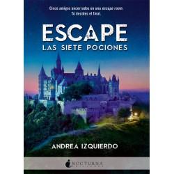 Escape. Las siete pociones. Nocturna