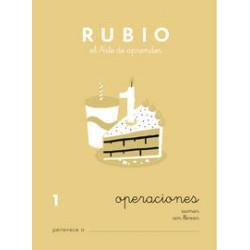 Operaciones 1. Rubio