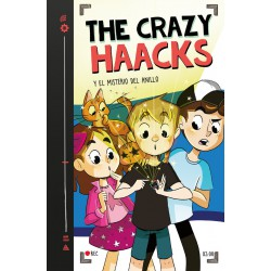 Crazy Haacks 2 Misterio del anillo. Montena