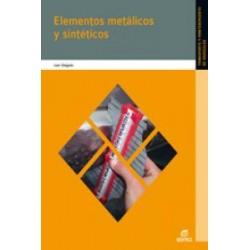 Elementos metálicos y sintéticos, E