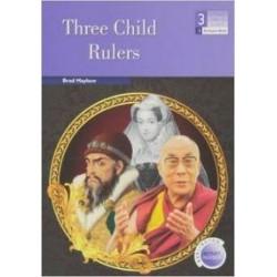 Three Child Rulers. Burlington