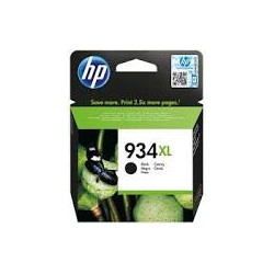 HP 934XL High Yield Black Original 1000 páginas