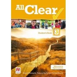 All Clear 3ºEso ST macmillan