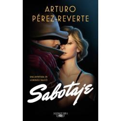 Sabotaje. Alfaguara