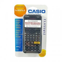 Calculadora científica fx-82SPXII Casio