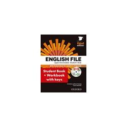 English file Upper m-1 3Ed pack key. Oxford