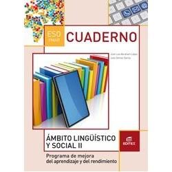 Cuad Ámbito Lingüístico-social II Editex