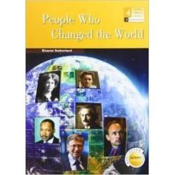 People who changed the world. Burlington