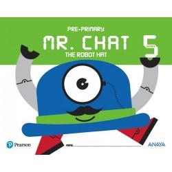 MR CHAT THE ROBOT HAT 5AÑOS EI 17