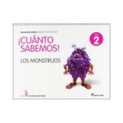 Cuánto sabemos nivel 2 monstruos Santillana