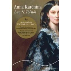 Anna Karenina. Alba editorial