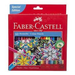 Lápiz eco 60col Faber-Castell