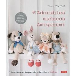 Adorables muñecos amigurimi