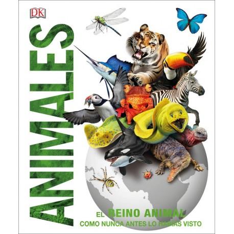 Animales. DK