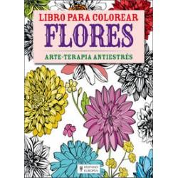 Flores Arte terapia. Hipano