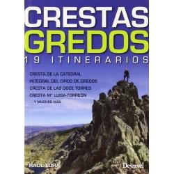 Crestas de Gredos. Desnivell