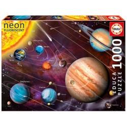 Puzzle 1000pzs sistema solar