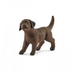 Cachorro perro labrador. Schleich