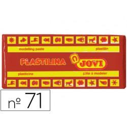 Plastilina 71 150gr marrón ud. Jovi