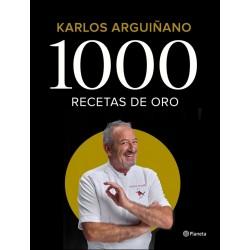1000 recetas de oro. Planeta