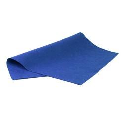 Fieltro 40x60cm azul Pryse