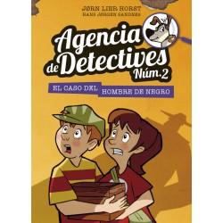 Agencia de detectives nº2: 2 Hombre de negro. La Galera