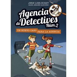 Agencia de detectives nº2: 1 Un nuevo caso. La Galera