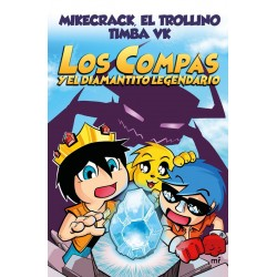 Compas y el diamantito legendario, Los. Mr
