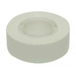 Cinta adhesiva 33mt x 19mm blanca