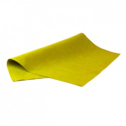 Fieltro 40x60 amarillo ud