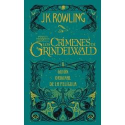 Crímenes de Grindelwald guión original.
