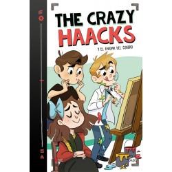 Crazy Haacks 4: Enigma del cuadro. Montena