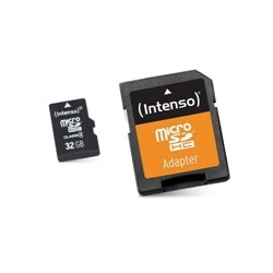 32 Gb Micro Sd clase 4 Intenso