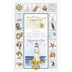 Cuaderno de viaje Mar