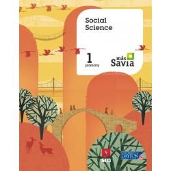 Social Science 1ºEp más Savia. Sm