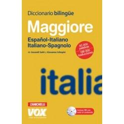 Dicc.Esp/Italiano.Maggiore. Vox