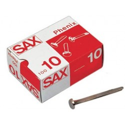 Encuadernadores nº7 32mm 100uds Sax