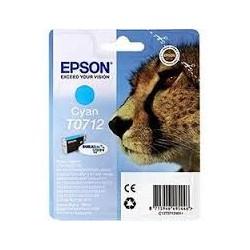 Ink-Jet Epson T0712 cyan