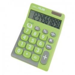 Calculadora Touch Duo Milan verde